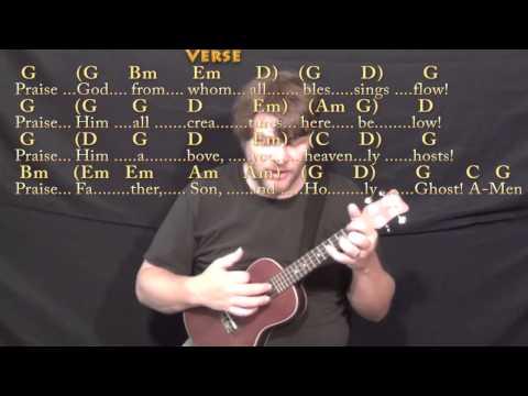 Doxology Ukulele chords by Gungor - Worship Chords