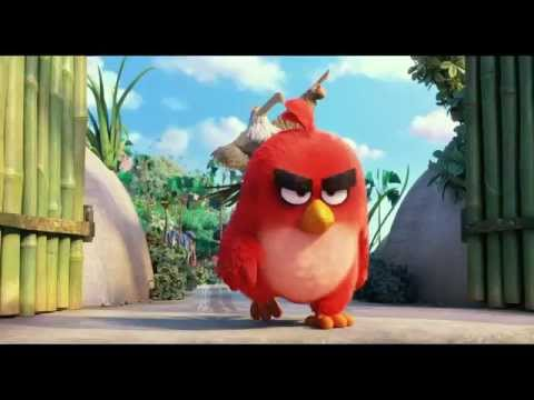 Angry Birds Filmen - Norsk trailer