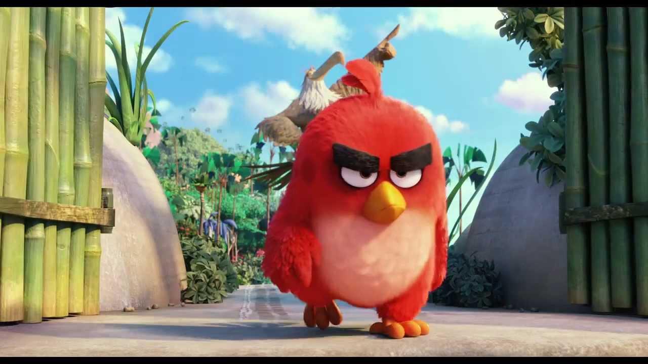 Angry Birds Filmen Offisiell Trailer Norsk Tale Youtube