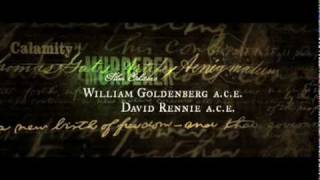 National Treasure 2 Title Sequence