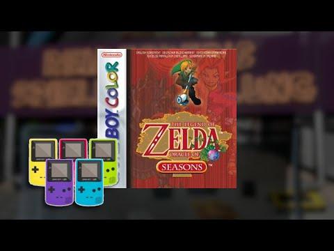 Gameplay : The Legend of Zelda Oracle of Season [Gameboy Color]