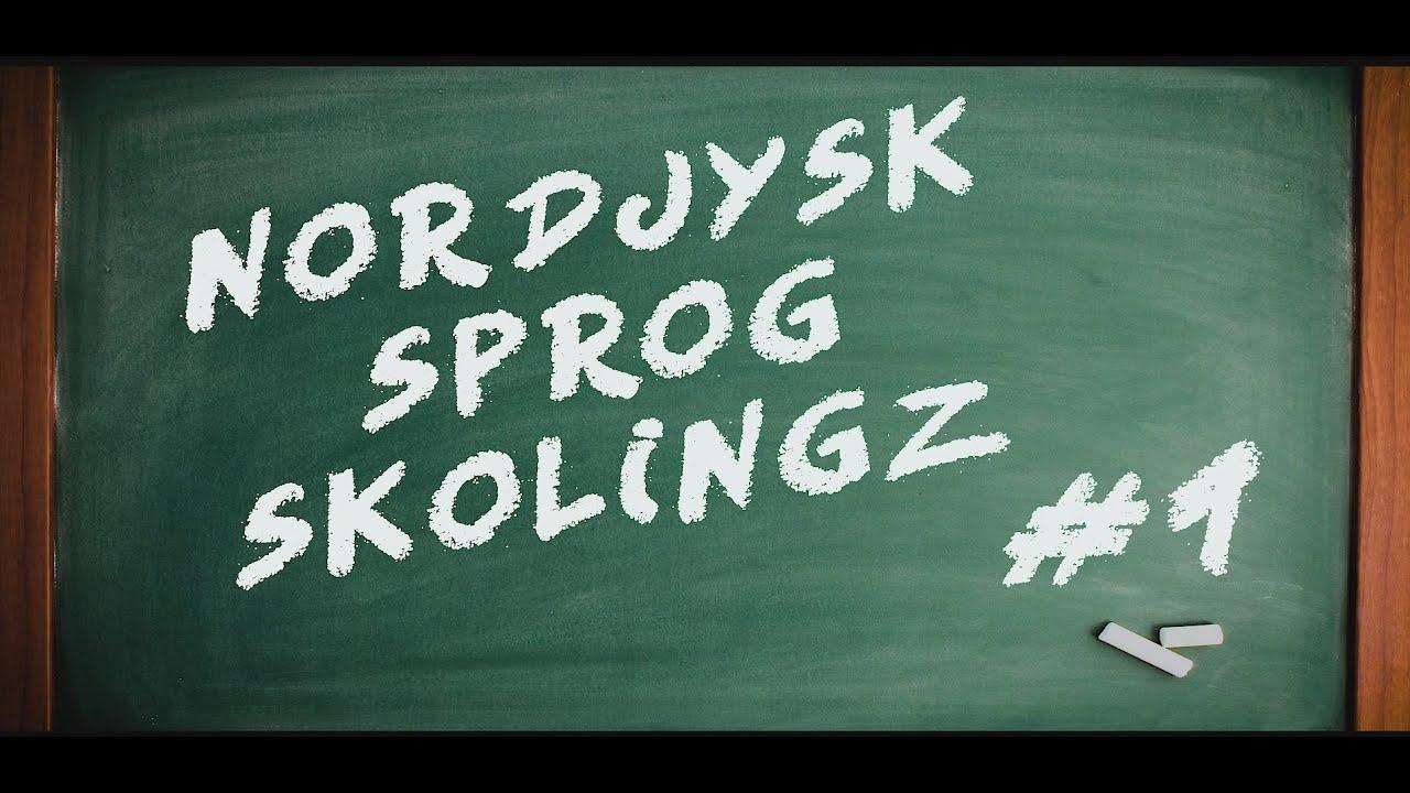 nordjysk dialekt ordbog