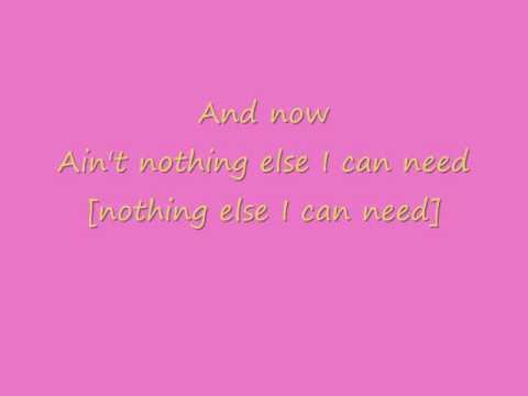 Stickwitu karaoke with lyrics