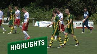 Samenvatting KV Kortrijk - ADO Den Haag 0-0 (12-07-2019)