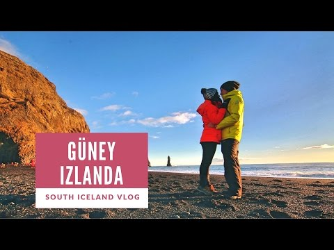 Amazing ICELAND | South Iceland,Güney İzlanda Turu! Vik, Şel