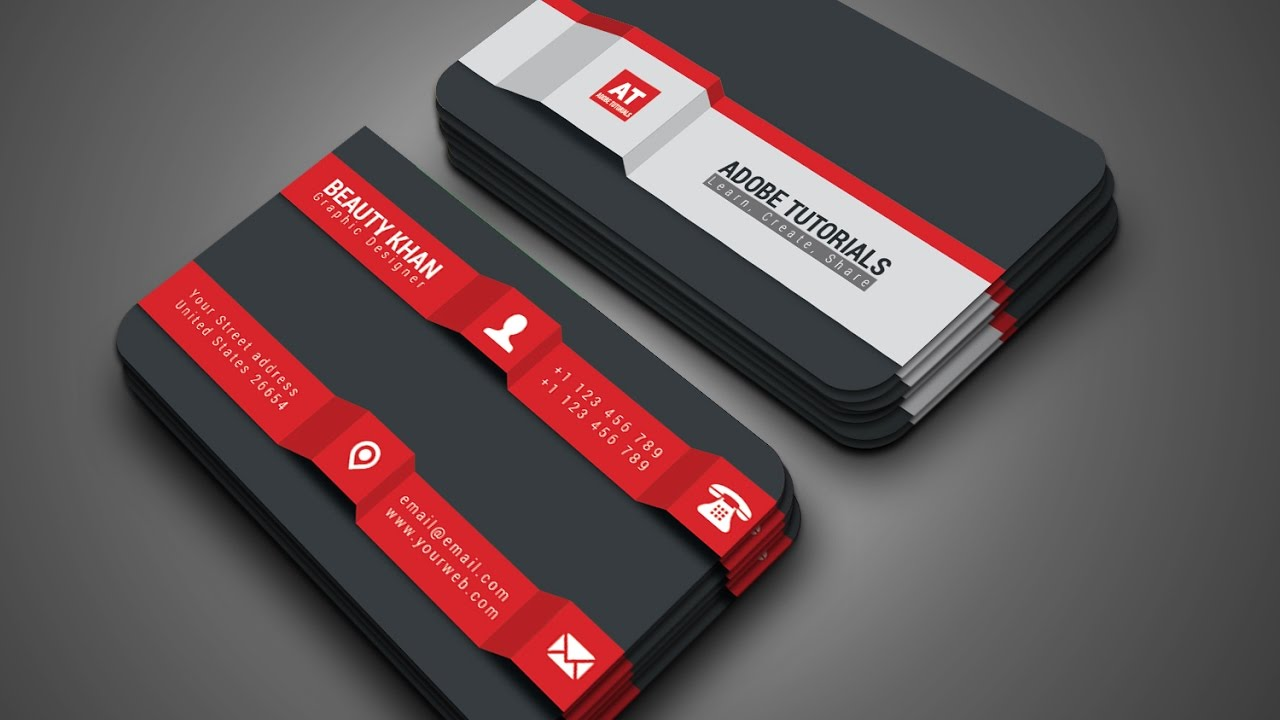 Adobe illustrator basics tutorial clean modern business cards adobe illustrator basics tutorial clean modern business cards tutorial colourmoves
