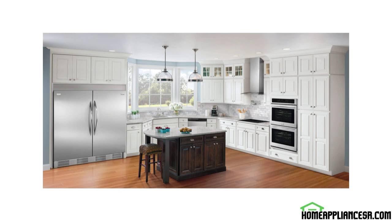 Frigidaire FGRU19F6QF Review Freezerless Refrigerator   YouTube