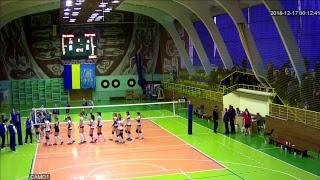 Волейбол. Волинь - Регіна (22.03.19)