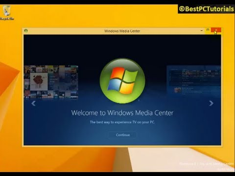 windows 8 pro with media center activator download