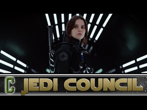 Collider Jedi Council - Rogue One Reshoots Drama Continues