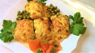 Горбуша по- царски ./Рыба рецепт ./Рыба в духовке ./Вкусная горбуша ./Как приготовить горбушу .