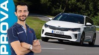 Nuova Kia Optima Sportswagon | La nostra prova su strada