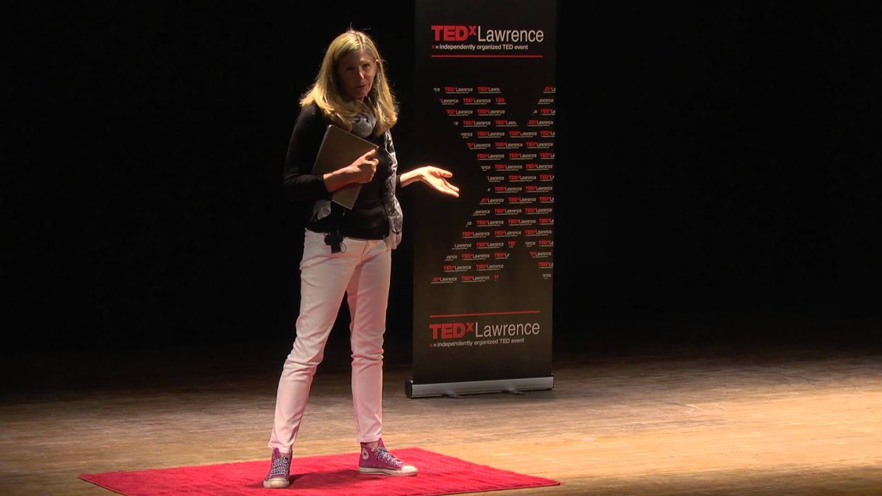 My first Ted Talk | Pam Grout