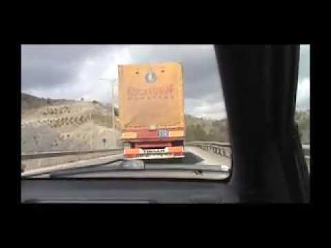 Driving in Turkey: Ankara to Istanbul