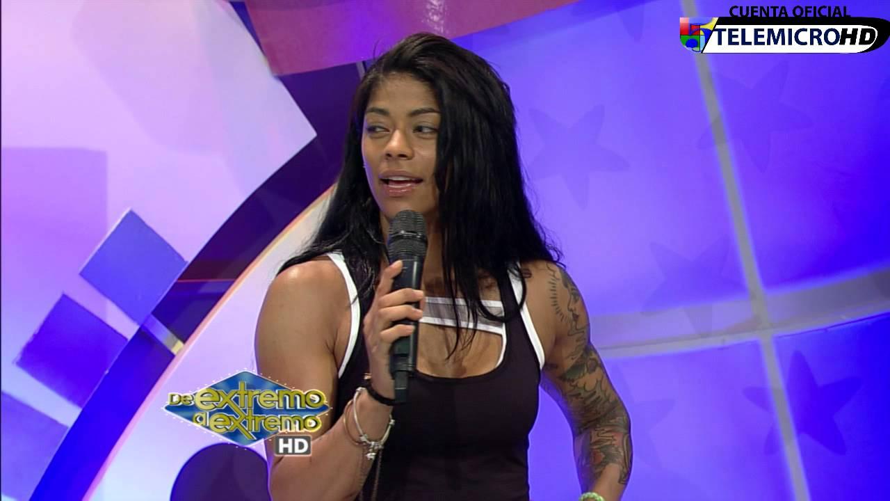 De Extremo a Ex... Massiel Arias