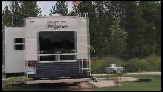Camping Sites in the Black Hills of South Dakota - HIGH DEFINITION