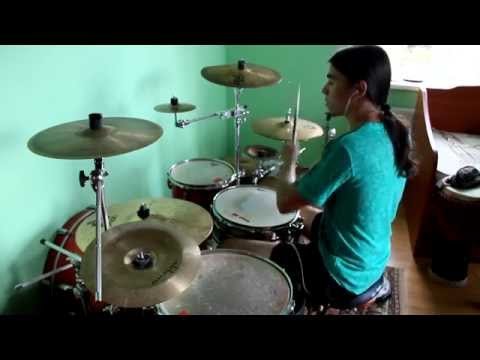 Stas Chernov ||| Avenged Sevenfold - The Wicked End (drum Cover)