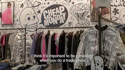 Cheap Monday Success Story at Pure (Subtitles)