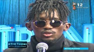 #theTrend: Crazy Mwanafunzi's epic spoken word performance