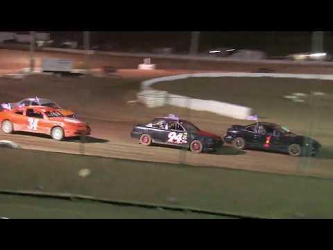 Canyon Speedway Park Sport Compact heat race 5 -26-19