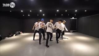 [Mirrored] A.C.E(에이스) - ''Callin'' Dance practice 2