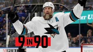 9 current NHLers who have played the most games without a Stanley Cup...in 90 seconds