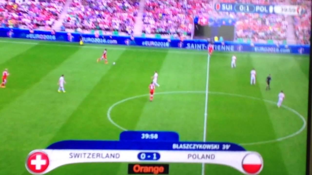 Em Schweiz Gegen Polen