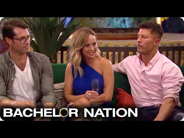Will Anyone Step Up To The Plate? | The Bachelorette