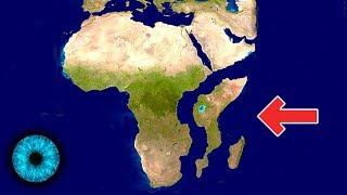 Neuer Kontinent entsteht in Afrika - Ostafrika spaltet sich ab - Clixoom Science & Fiction