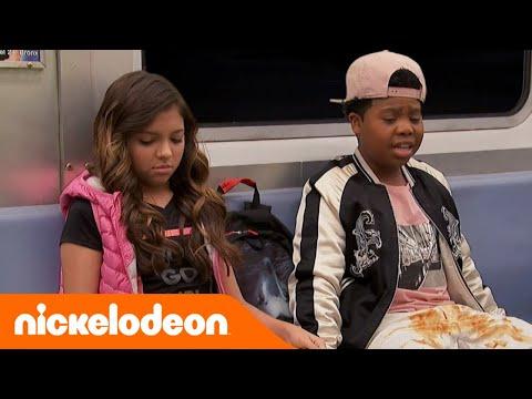 Game Shakers | Il muro del Fooders | Nickelodeon