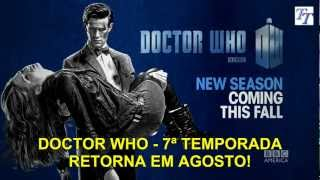 Doctor Who - 7ª Temporada - Trailer Legendado [PT-BR]