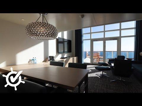 AIDAnova: Penthouse Suite