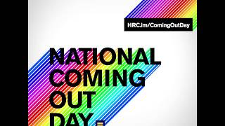 National Coming Out Day 2017 - Sara Ramirez