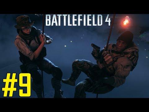 Battlefield 4 Gameplay Walkthrough Part 9 ENDING - Mission 7: Suez - PC (Max Settings)