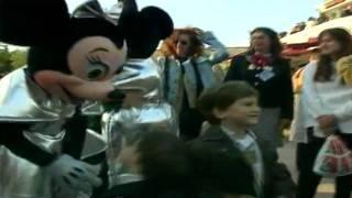 [Disneyland Paris] Space Mountain Opening Day 1995 - Highlights