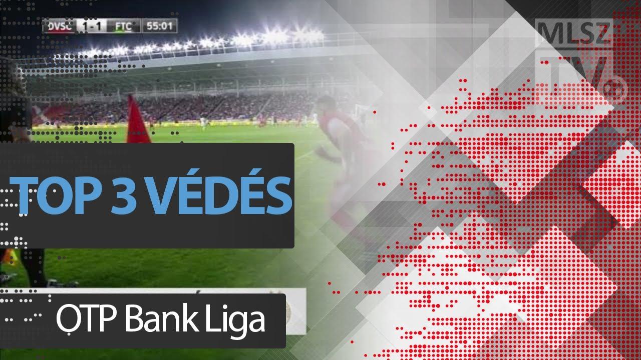 TOP 3 VÉDÉS – 26. forduló | OTP Bank Liga | 2017/2018