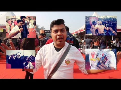 Comic Con Delhi 2016 What You Can Buy, Full Tour, Action Figures, Merchandise, Masks, Cases
