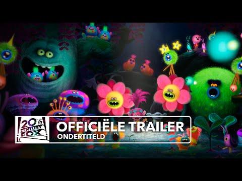 Trolls | Officiële trailer 2 | Ondertiteld | Nu in de bioscoop