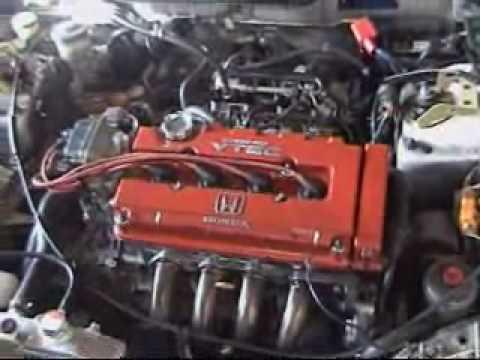 Hqdefault on Honda Civic Si Engine