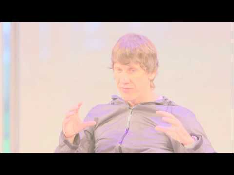 Keynote Interview with Dennis Crowley: Open Source Sports