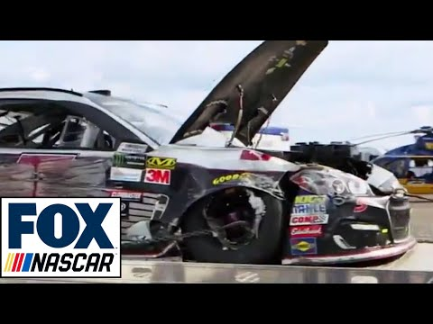 "Radioactive: Michigan - ""He had a hell of a (expletive) run."" | NASCAR RACE HUB"