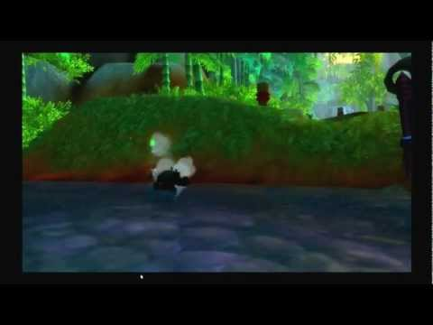 World Of Warcraft : Mists Of Pandaria Monk/Moine