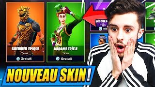 "🔴I REALIZE THE IMPOSSIBLE with THE ""SECRET SKIN"" on FORTNITE... 6 TOP1 OF AFFILÉS!!"