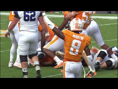 Vol Football   Vols 42, Indiana State 7 (Sept. 9, 2017)