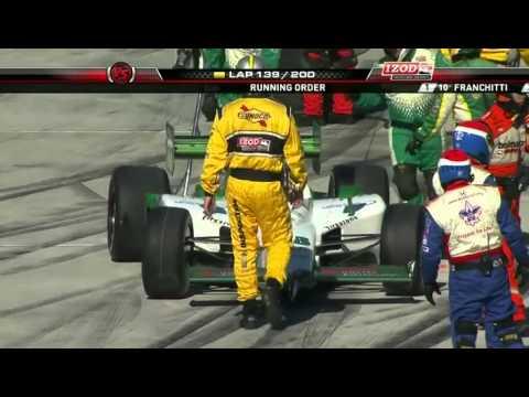 2011 IZOD IndyCar Series - Kentucky Indy 300 [Full race]