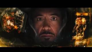 """Халк против Железного Человека фильме """"Мстители 2"""""""