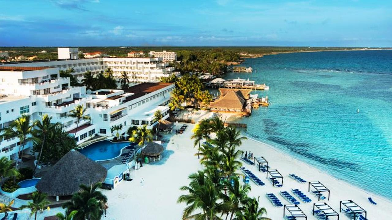 Be Live Experience Hamaca Beach All Inclusive Boca Chica Dominican Republic 4 Star Hotel You