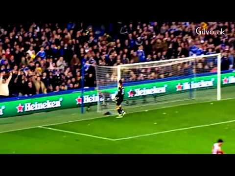 Frank Lampard v Stoke City 17 01 09