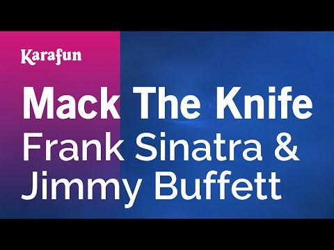 Karaoke Mack The Knife - Frank Sinatra *