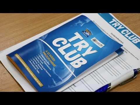 Leeds Rhinos Foundation's Try Club Men's Health management programme